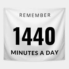 1440 minuti